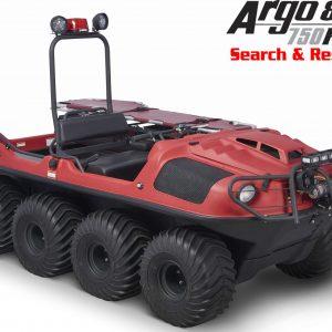 Спасательный вездеход ARGO (Арго)