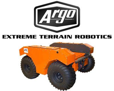 Роботизированная техника ARGO